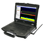 Outdoor Spectrum Analyzer / Military Analyzer